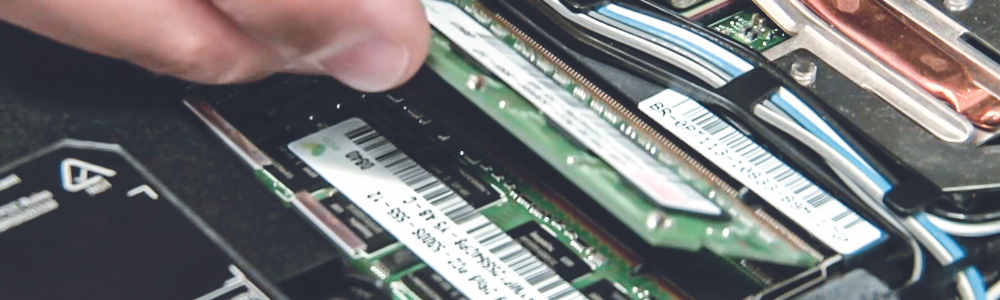 Замена оперативной памяти